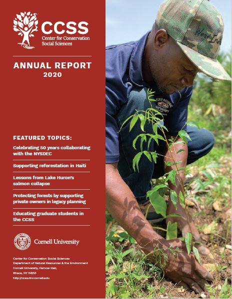 2020 CCSS Annual Report Cover