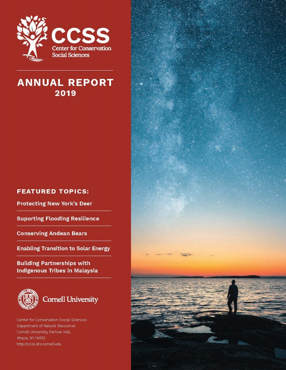 2019 CCSS Annual Report Cover
